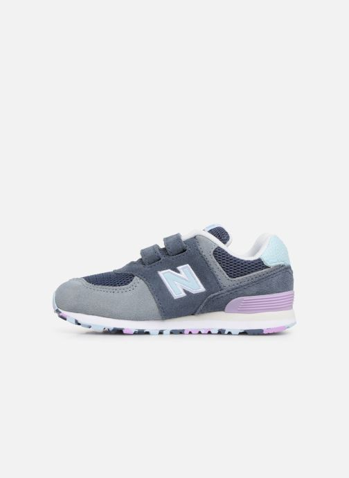Sneakers New Balance IV574 Grå bild från framsidan
