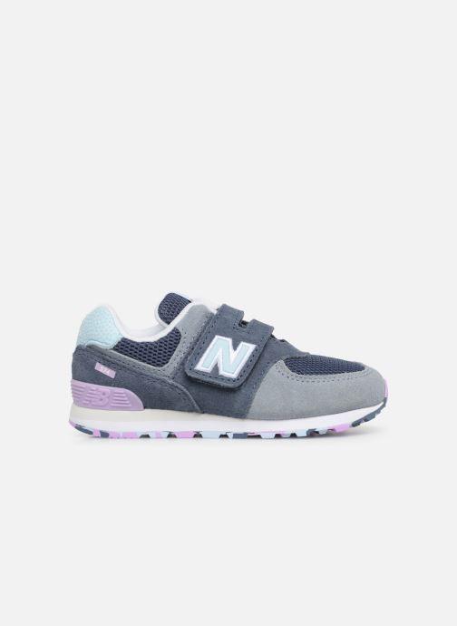 Sneakers New Balance IV574 Grå bild från baksidan