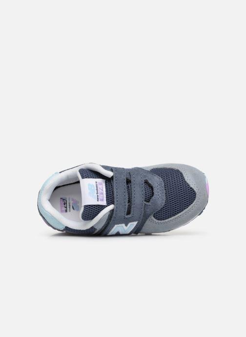 Sneakers New Balance IV574 Grå bild från vänster sidan