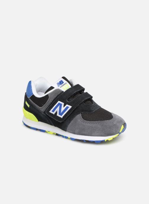 Sneaker New Balance IV574 schwarz detaillierte ansicht/modell