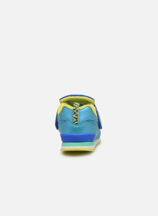 Baskets New Balance IV574 Bleu vue droite