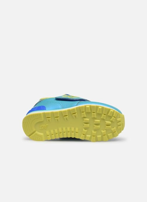 Sneakers New Balance IV574 Blauw boven
