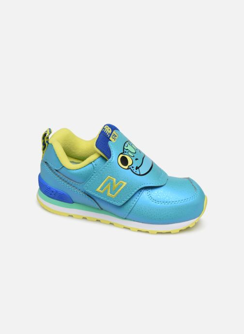 Sneakers New Balance IV574 Blauw detail