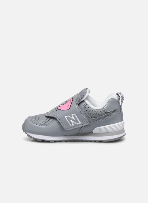 Sneakers New Balance IV574 Grijs voorkant