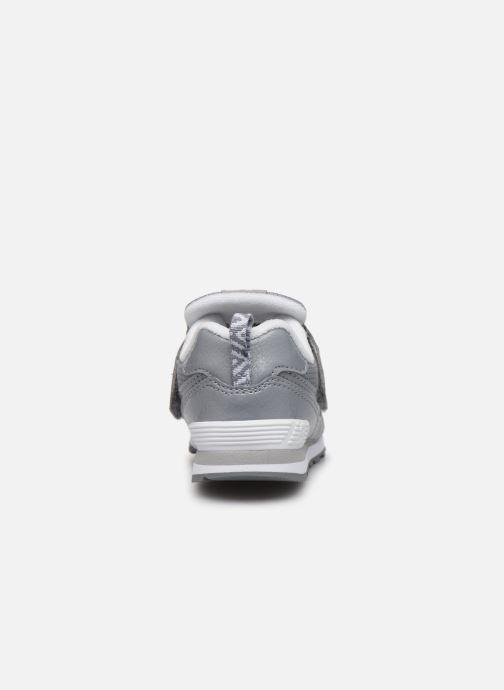 Sneakers New Balance IV574 Grijs rechts