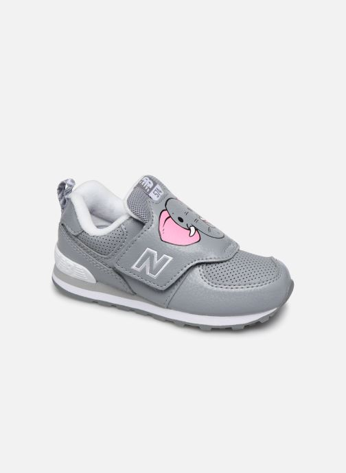 Sneakers New Balance IV574 Grijs detail
