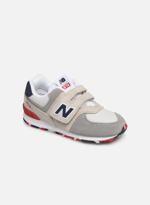 Trainers New Balance IV574 Grey detailed view/ Pair view