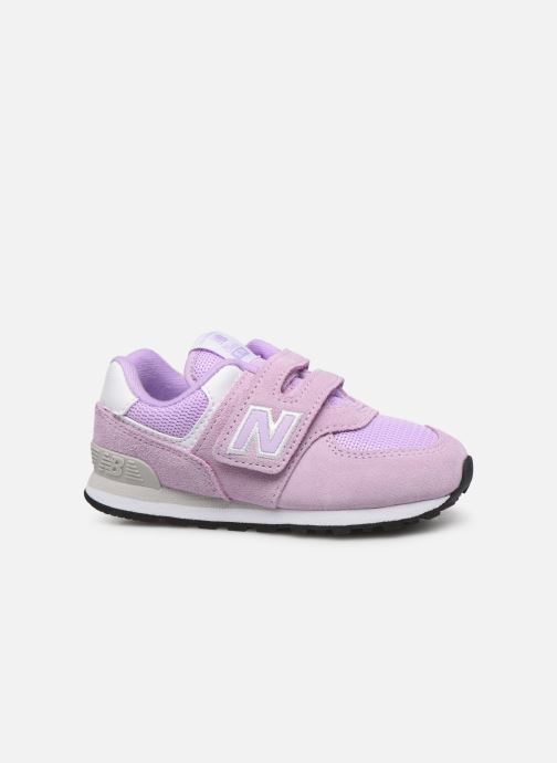 Sneakers New Balance IV574 Roze achterkant