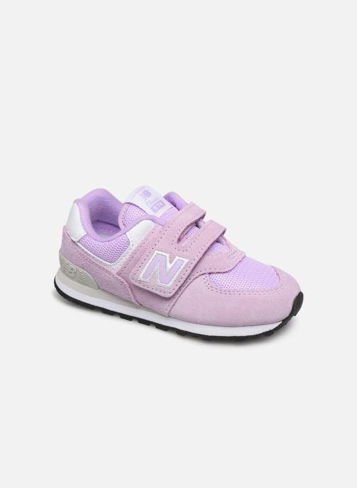 Sneakers New Balance IV574 Rosa vedi dettaglio/paio