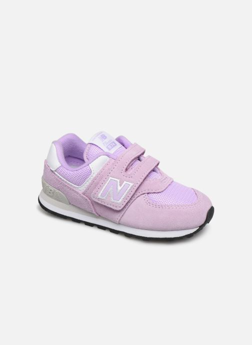 Sneakers New Balance IV574 Roze detail