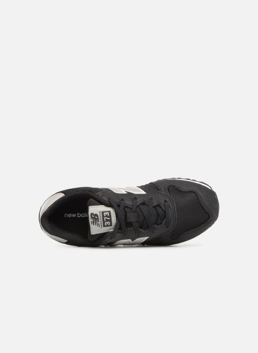 Sneakers New Balance YC373 Zwart links