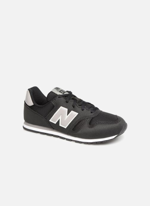 Sneakers New Balance YC373 Zwart detail