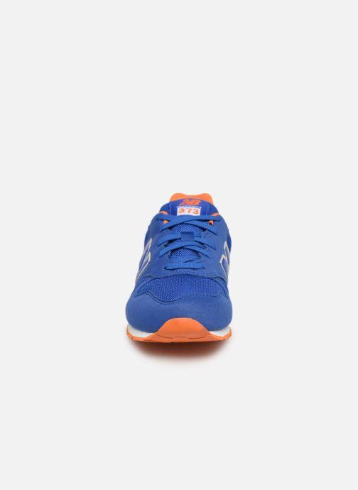 Sneakers New Balance YC373 Blauw model