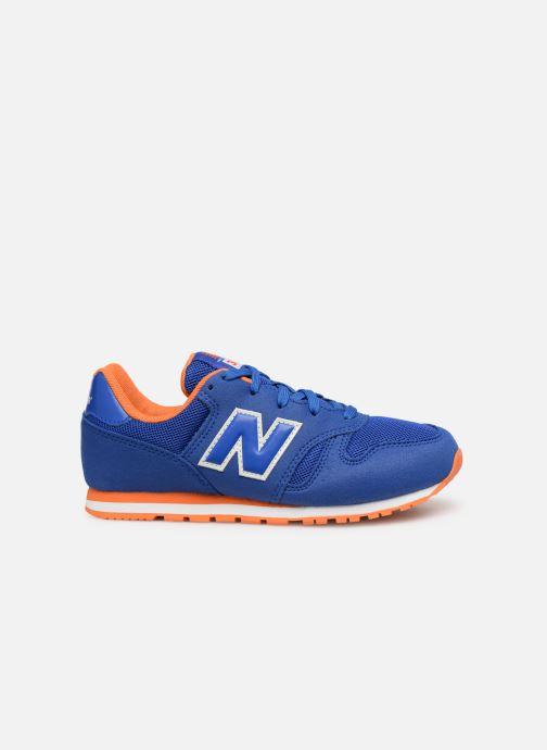Sneakers New Balance YC373 Blauw achterkant