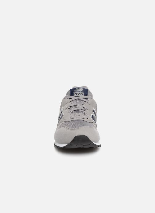 Trainers New Balance YC373 Grey model view