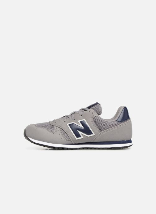 Trainers New Balance YC373 Grey front view