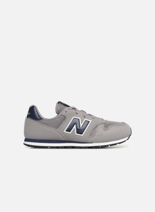 Trainers New Balance YC373 Grey back view