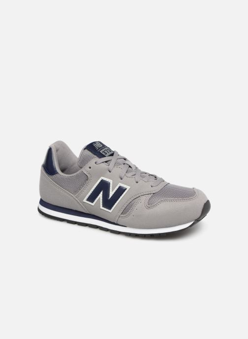 Sneakers New Balance YC373 Grijs detail