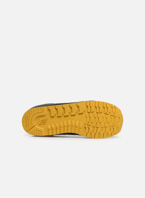 Sneakers New Balance YC373 Groen boven