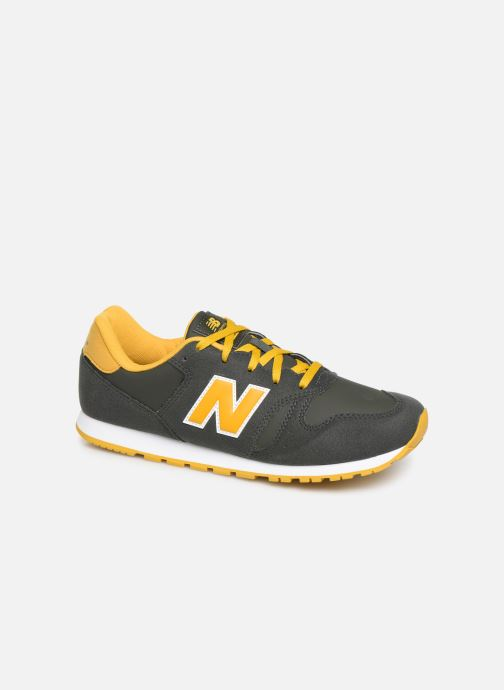 Trainers New Balance YC373 Green detailed view/ Pair view
