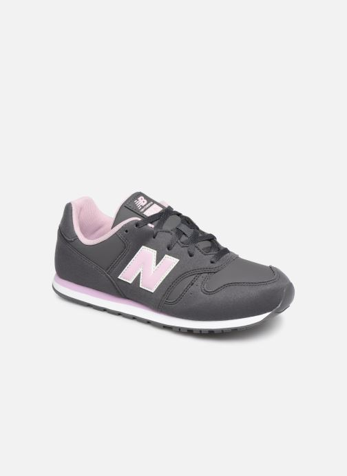 Trainers New Balance YC373 Grey detailed view/ Pair view