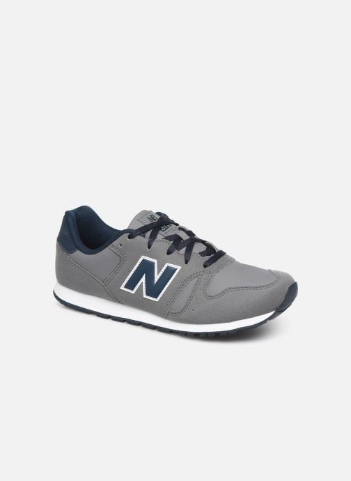 Sneaker New Balance YC373 grau detaillierte ansicht/modell