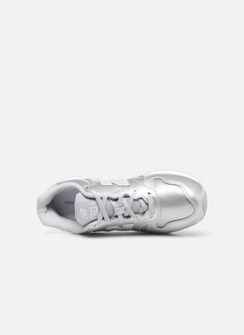 Sneakers New Balance YC373 Zilver links