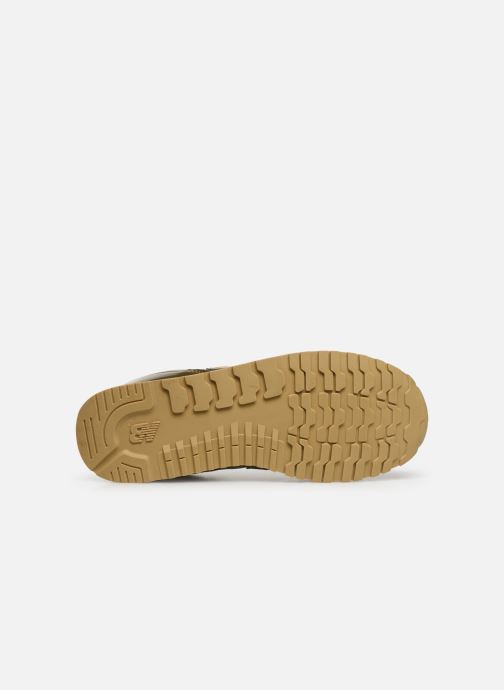 Sneakers New Balance YC373 Goud en brons boven