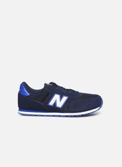 Sneakers New Balance YC373 Azzurro immagine posteriore