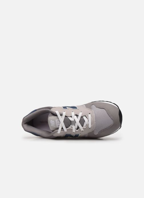Baskets New Balance YC373 Gris vue gauche