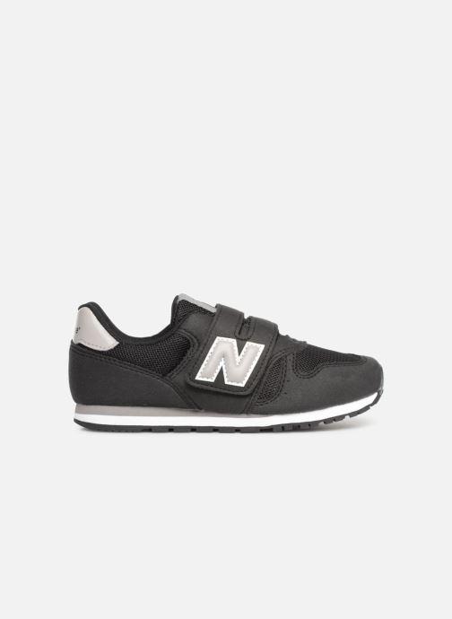 Sneakers New Balance YV373 Zwart achterkant