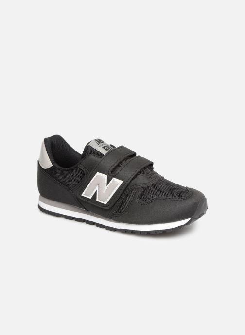 Sneakers New Balance YV373 Zwart detail