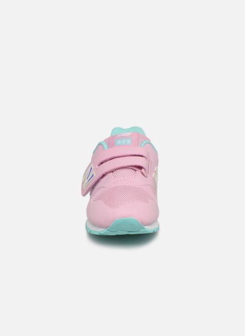 Sneaker New Balance Kz373 rosa schuhe getragen