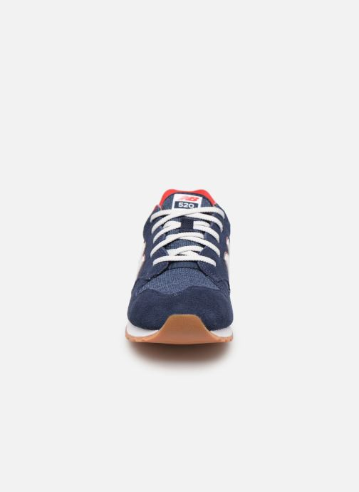 Trainers New Balance YC520 Blue model view
