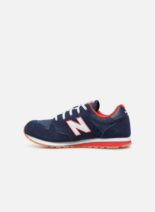Trainers New Balance YC520 Blue front view