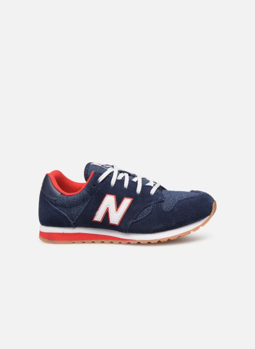 Trainers New Balance YC520 Blue back view