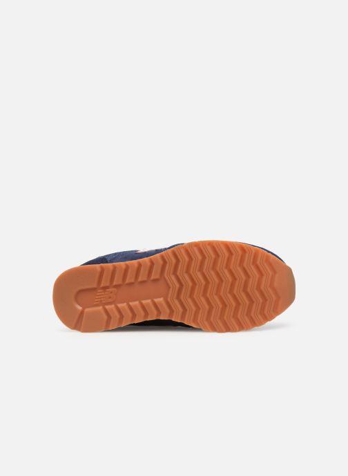 Sneaker New Balance YC520 blau ansicht von oben
