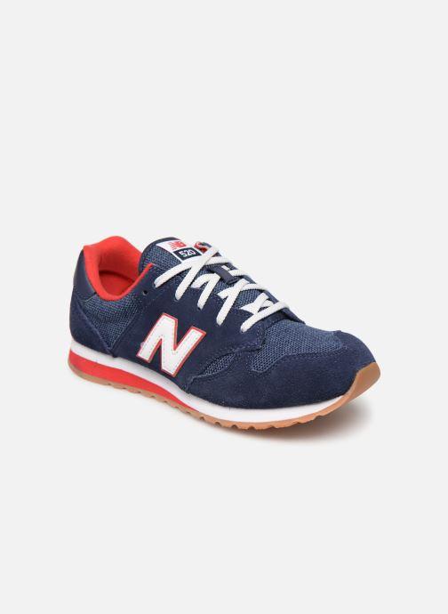 Sneakers New Balance YC520 Blauw detail