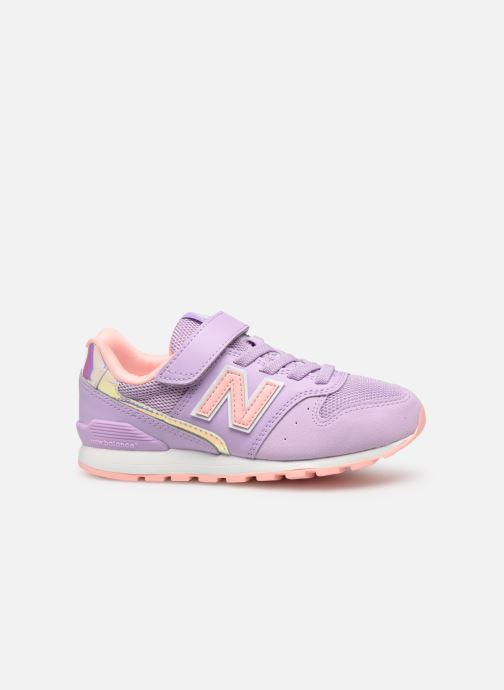 Sneakers New Balance YV996 Rosa immagine posteriore