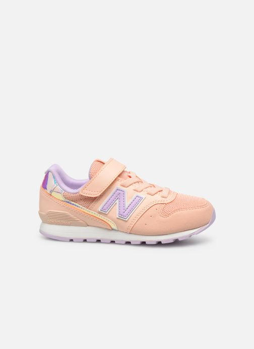 Sneakers New Balance YV996 Rood achterkant