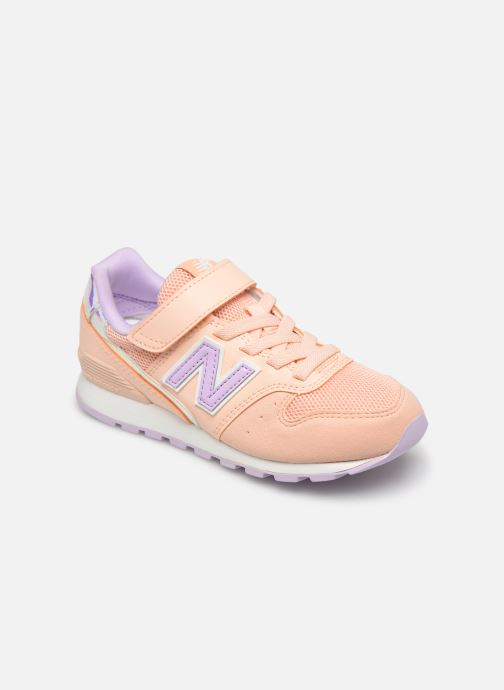 Sneakers New Balance YV996 Rood detail