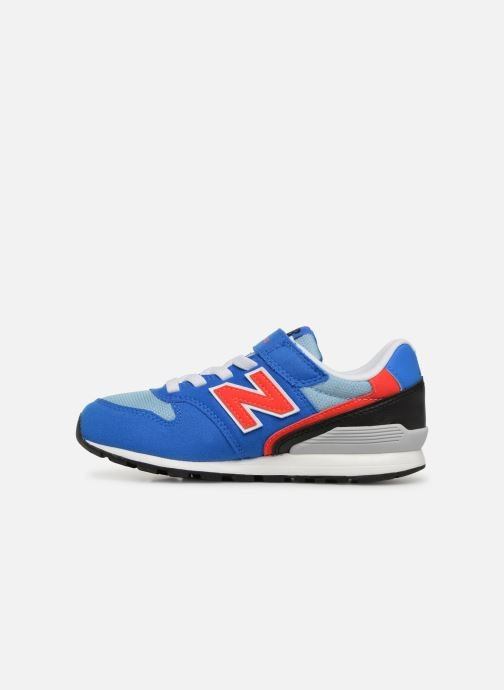 Sneakers New Balance YV996 Blauw voorkant