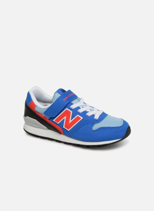 Sneaker New Balance YV996 blau detaillierte ansicht/modell