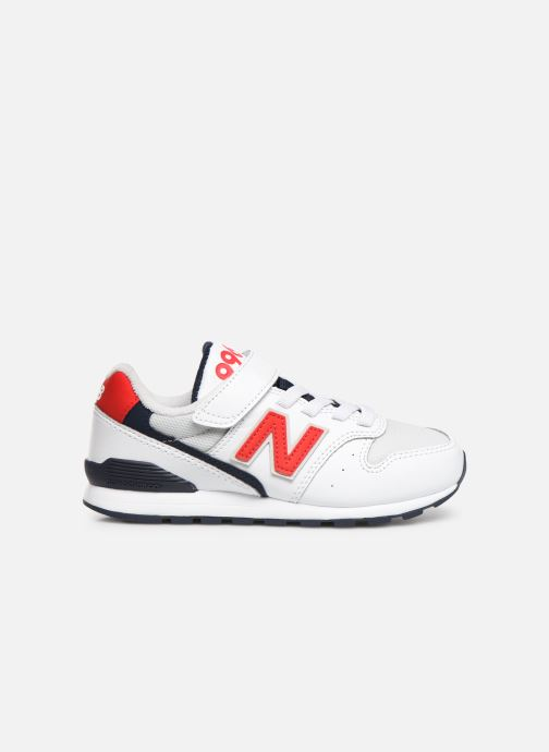 Sneakers New Balance YV996 Wit achterkant