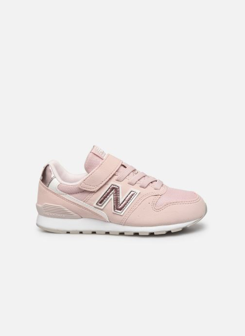 Trainers New Balance YV996 Pink back view
