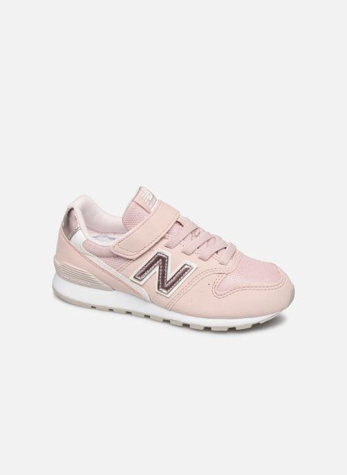Sneakers New Balance YV996 Rosa detaljerad bild på paret