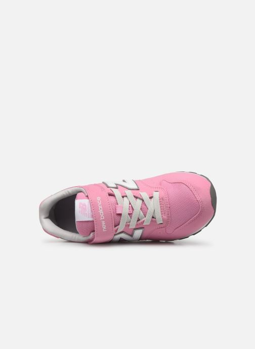 Sneakers New Balance YV996 Rosa immagine sinistra