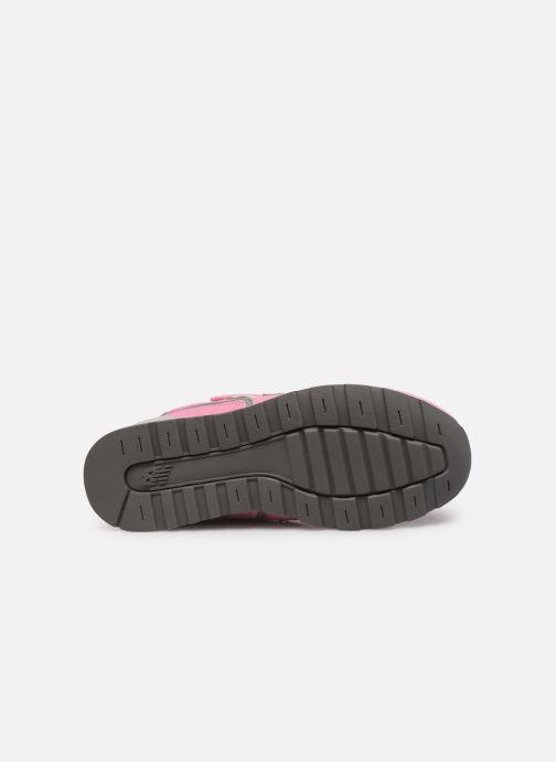 Sneakers New Balance YV996 Rosa immagine dall'alto