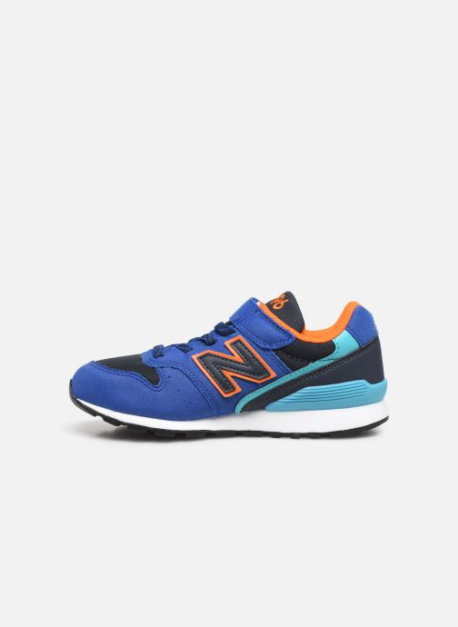 Trainers New Balance YV996 Blue front view