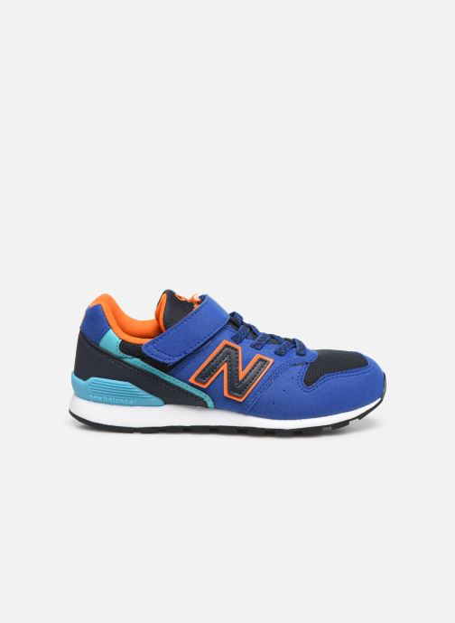 Sneakers New Balance YV996 Blauw achterkant